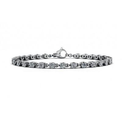 NJ Design Diamond Bracelet