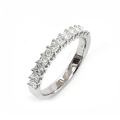 NJ Design Diamond Wedding Band