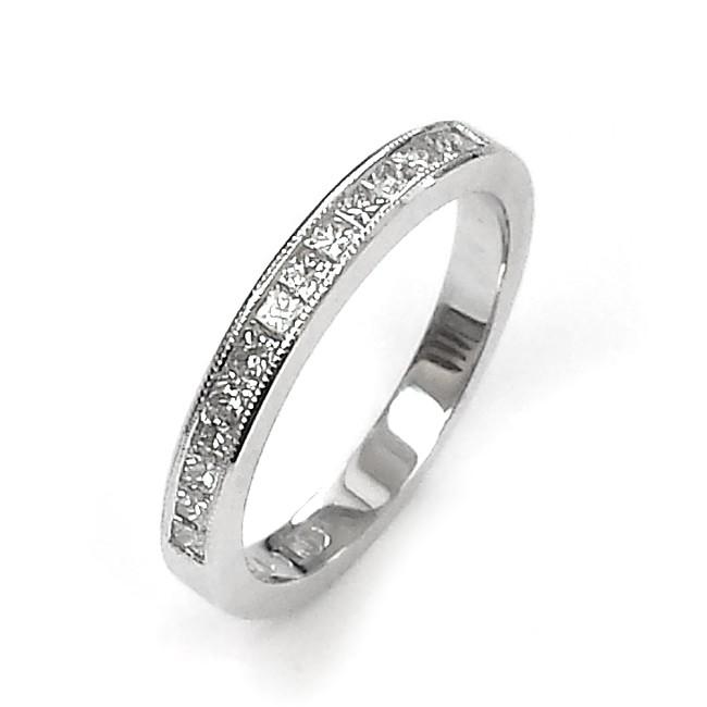NJ Design Diamond Wedding Ring