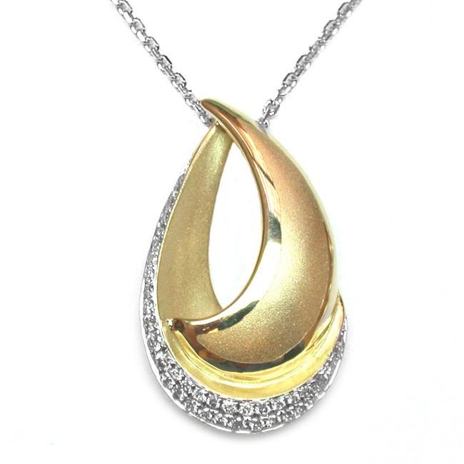 NJ Design Diamond Necklace