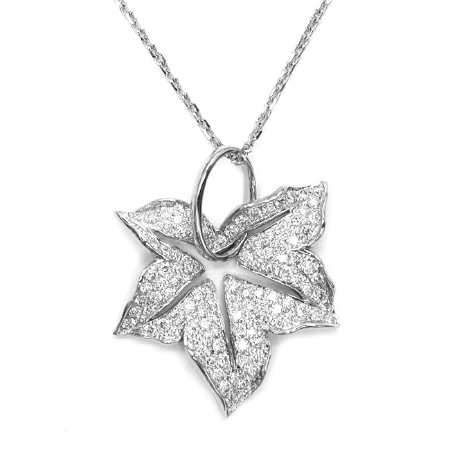 NG Design Diamond Pendant
